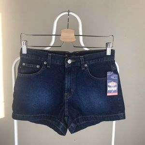 Bongo Jean Denim Shorts New With Tags Size 3